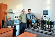 Компания Грундфос завершает проект по установке учебных стендов Фото №2