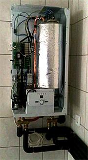Новый электрический котел Vaillant серии eloBLOCK Фото №1