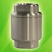 Запущено производство новой модели обратных клапанов
