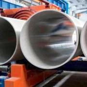 Новый завод по производству стеклопластиковых труб