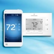 Emerson объявила о новом термостате с Wi-Fi