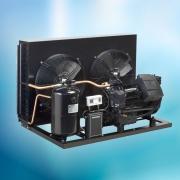Новые компрессорно-конденсаторные агрегаты с полугерметичными компрессорами Stream