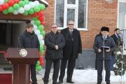 Первый в Чечне энергоэффективный дом Фото №1