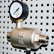 Aqua-Therm Moscow 2014: линейный редуктор давления Valtec Фото №1