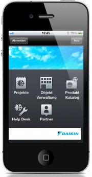 Обновленное приложение 'Daikin to go'  Фото №1