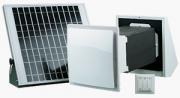 Комнатный эко-проветриватель ТвинФреш «Солар» на солнечной энергии Фото №1