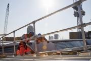 Солнечные модули Panasonic HIT в Лондоне Фото №1