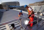 Солнечные модули Panasonic HIT в Лондоне Фото №2