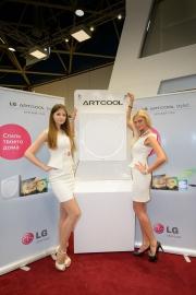 Презентация кондиционеров LG ArtCool Stylist