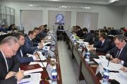 Заседание оперативного штаба по энергообеспечению олимпийских объектов в Сочи