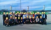 Встреча газовиков в Братиславе