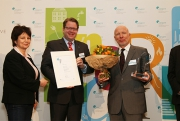 KSB получила награду за разработку двигателя SuPremE