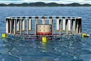 Проект ветроэнергетической морской установки