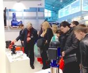 Aqua-Therm St.Petersburg 2014: профессионалы идут на стенд KSB  Фото №2