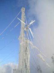 Как бороться с обледенением ветряков