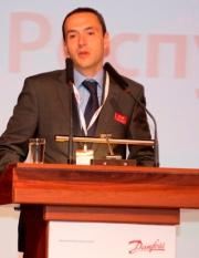 Генеральный директор «Данфосс» в России Михаил Шапиро