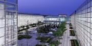 Новый международный выставочный центр в Пекине