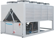 Чиллер с воздушным охлаждением конденсатора EWYQ-GZXS/XR