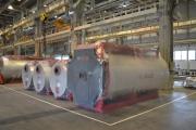 Упаковка газовых котлов Будерус (Buderus) в России г. Энгельс (Саратовская область)