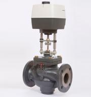 Клапан VFM2 от Danfoss c приводом AME 658 SU