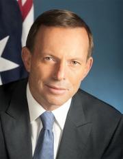 Тони Эбботт, премьер-министр Австралии