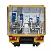 аварийное обеспечение водоснабжения жилых помещений
