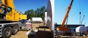 Строительство новой газовой котельной в Кирове