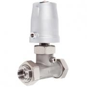 Новые шланговые клапаны для сложных сред производства Schubert & Salzer