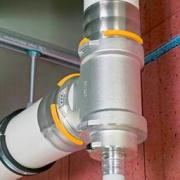 Подключение модульной системы фитингов Uponor Riser