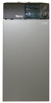 Напольный чугунный газовый энергонезависимый котел серии SLIM EF