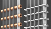Алюминиевые теплообменники в VRF-системах Фото №2
