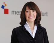 Г-жа Ирис Еглица Мошаге – Вице-президент  компании  Мессе Франкфурт ГмбХ