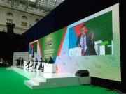 Выступление Германа Грефа, президента, председателя правления ОАО «Сбербанк России»