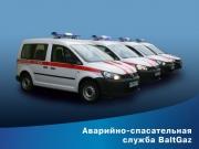 Аварийно-спасательное формирование  BaltGaz в реестре спасателей МЧС России Фото №1