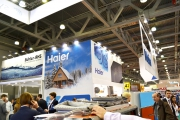 Компания Haier на выставке Aqua Therm Moscow 2015 Фото №7