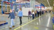 Более 500 специалистов посетили завод «ГРУНДФОС Истра» Фото №1