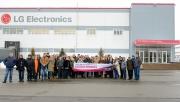 Завод LG Electronics в России – стабильный рост производства  Фото №2