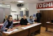 Открыт тренинг-центр Toshiba в Москве Фото №1