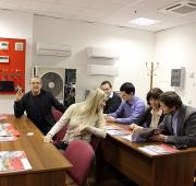 Открыт тренинг-центр Toshiba в Москве Фото №4