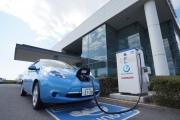 В Японии количество зарядных станций превысило количество АЗС Фото №1