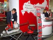 Компания ROTHENBERGER на выставке AQUA-THERM 2015 Фото №1