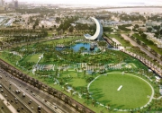 В Дубае открыли парк, работающий на солнечных батареях Фото №1