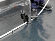 Теплый пол на скобах CLIP от компании HENCO