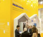 Новинки Navien на выставке ISH во Франкфурте