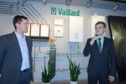 В Томске открыт  салон отопления Vaillant Фото №2