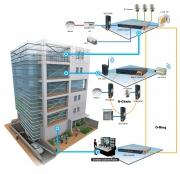 Trane представляет беспроводную технологию Air-Fi для управления зданиями Фото №1