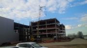 Ход строительства завода WILO в Ногинске Фото №4