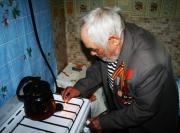 Алтайские газовики подбрагодарили ветеранов ВОВ Фото №2