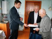 Алтайские газовики подбрагодарили ветеранов ВОВ Фото №4