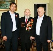 Алтайские газовики подбрагодарили ветеранов ВОВ Фото №6
